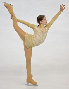 Julia Lipnitskaya ladies free skate 2014 Trophee Eric Bompard