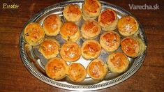 Rýchle smotanové pagáčiky s tekvicovými semienkami (fotorecept)