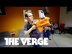 The weird virtual reality of Project Tango - YouTube