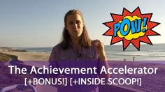 LIMITED TIME ONLY! Get the full scoop on Brendon Burchard's new course The Achievement Accelerator. Purchase through this link to claim your bonus from us!