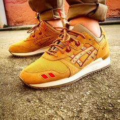 Sweetsoles – Asics Gel Lyte III 'Outdoor Pack' - Tan (by Skate...