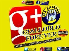 GIALLOBLU FOREVER , ON GOOGLE +