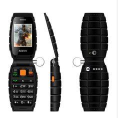 Servo V7 3000mAh 2.4-Pulgadas OTG 3 Tarjeta SIM 3 Standby Banco de Energía Mobile Phone Venta - Banggood.com