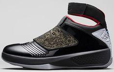 "best service 69128 7cb56 Air Jordan XX Retro ""Stealth"" (Detailed Pics  amp  Release Info) Jordan"
