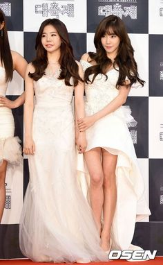 Girls' Generation at the red carpet of the 2014 KBS Music Festival ~ Wonderful Generation