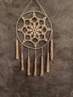 Excited to share the latest addition to my #etsy shop: Macrame Sunflower Wall Hanging http://etsy.me/2Fa39L5 #housewares #homedecor #beige #macrame #entryway #modernmacrame #unique #walldecoration #romantic