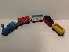 Little Engine That Could Thomas Compatible Whittle Wood Milk Car Yellow Hopper #Whittle