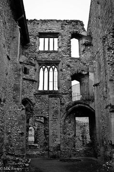 Castle Arce Priory, Norfolk, England