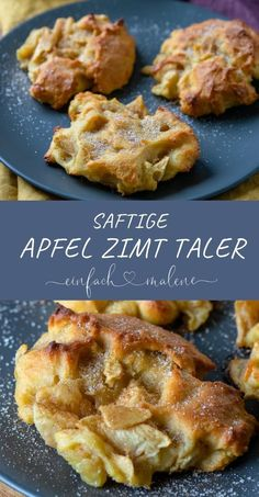 Fall soulfood, juicy apple cinnamon fritters with curd oil batter. Schmecken beso… Fall soulfood, juicy apple cinnamon fritters with curd … - Easy Cheesecake Recipes, Easy Cookie Recipes, Sweet Recipes, Dessert Recipes, Cupcake Recipes, Easy Recipes, Dinner Recipes, Apple Cinnamon Cake, Cinnamon Apples
