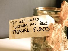 Thinking of ways to fill your travel fund jar? Whether you want to simply make more money on the side or create a 6-figure career, freelancing might be the perfect way for you to fund your travels.   Join us for a special live training with 6-figure freelancer, John Peden, to learn how you can turn your passion and skills into profit. Register now at http://webinar.beyondthediploma.com/