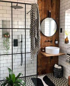 Home Decor Inspiration Home Interior Ideas within Budget Beautiful Home Interior Design and Decor decor design decor design Douche Design, Natural Bathroom, Bathroom Modern, Have A Shower, Shower Set, Bathroom Goals, Bathroom Ideas, Loft Design, Design Room