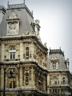 l'Hotel de Ville, Paris