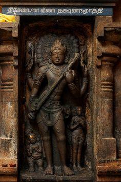 Vinadhara Dakshinamurthy @ Tudaiyur Visamangalesvara Templ…