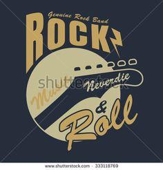 Rock-and-roll Fotos, imagens e fotografias Stock | Shutterstock
