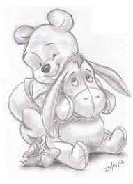 Cute. Eor and wini the pooh