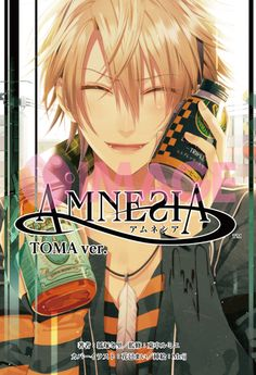 Toma Amnesia Later | Amnesia | Crowd/Later/World on Pinterest | Amnesia, Amnesia Anime and ...