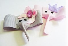 @Autumn Osborne Bows for you to make... I bet you could make a cow bow.. for oh somebody you know. =)