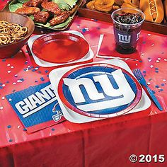 e12ae5f13 38 Best New York Giants Gameday Food   Drink images