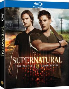 Supernatural - The Complete 8th Season Announced for DVD, Blu: Date, Extras, More!