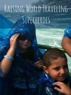 Raising World Traveling Superheroes via @marocmama