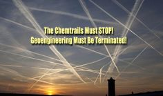 Chemtrail Syndrome: A Global Pandemic of Epic Proportions -- Geoengineering Produces Toxic Skies Everywhere Chemtrails Are Sprayed - For those who are aware that they have been exposed to this planetary scourge, now is the time to understand the profound correlations between your day-to-day health status and the incidence/intensity of regular chemtrailing of the skies overhead. [...] 11/17