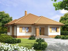 House Plans Uk, House Plans Mansion, Bungalow House Plans, Dream House Plans, Small House Plans, Contemporary House Plans, Modern House Plans, House Construction Plan, Three Bedroom House Plan