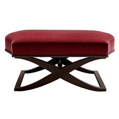 Furniture Ottomans & benches Bench VERSAILLES BENCH 7130 Donghia,Furniture,Ottomans & benches,Bench,Upholstery ,07130,7130,VERSAILLES BENCH
