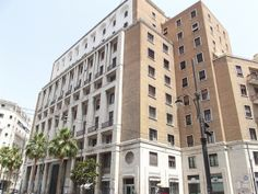 Via Roma (Via Toledo), Naples - Palazzo Istituto Nazionale delle Assicurazioni