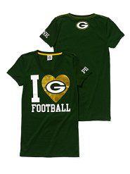 Packer shirt!  :  )