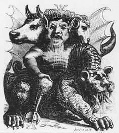 Asmodeus | The 11 Most Infamous Demons Of All Time