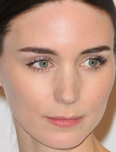 Close-up of Rooney Mara at the 2016 Academy Awards Nominee Luncheon. http://beautyeditor.ca/2016/02/29/best-beauty-looks-freida-pinto