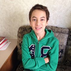 Who's ready for the Fosters? Hayden Byerly is! | The Fosters