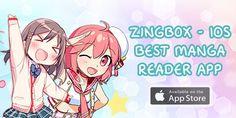 ZingBox - Best Manga Reader App - Read Free Manga Online  Check it out if you love reading Manga!!