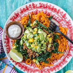 This Vegetarian Taco Salad recipe comes from our brand-new Thrive Winter Reset. It's full of seasonal recipes with fresh ingredients to help you break bad eating habits