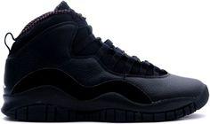 Jordan 10 Blk/Wht