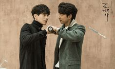 Gong Yoo and Lee Dong Wook - Goblin. Can life get any better than this?!?
