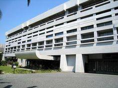 丹下健三 / 倉敷市庁舎(現倉敷美術館) / 1960