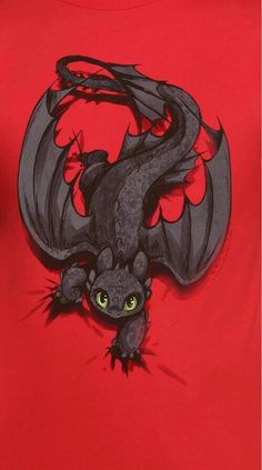 Toothless, How to Train Your Dragon; Anime