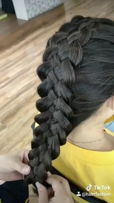 Hair Up Styles, Medium Hair Styles, Natural Hair Styles, Easy Hairstyles For Medium Hair, Up Hairstyles, Quick Braided Hairstyles, Clip In Hair Extensions, Hair Videos, Hair Hacks