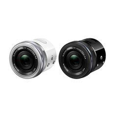 アプリで楽しむ一眼画質、オープンプラットフォームカメラ「OLYMPUS AIR A01」を発売