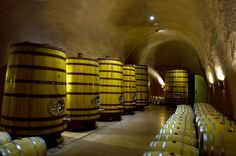 Jarvis Estate - the country's first winery built entirely underground