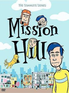 Warner Mission Hill: The Complete Series