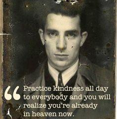 Jack Kerouac …
