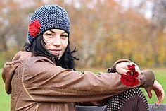 Čiapky - ruža z Merina - 4731231_