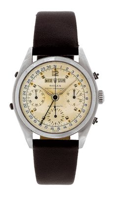 """Rolex Oyster Chronograph """"Jean Claude Killy"""" 6036"""