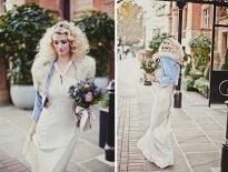 Velvet Wedding Dresses 2017 See more: http://olagiatogamo.gr/organosi-gamou/nifi/303-beloudina-nyfika-foremata.html  Βελούδινα Νυφικά Φορέματα (Νέα Συλλογή)!