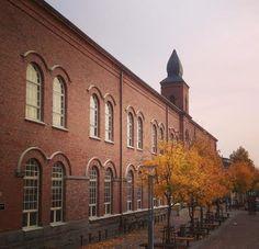 City of Tampere in Finland, Frenckell, photographer Karoliina Karjalainen