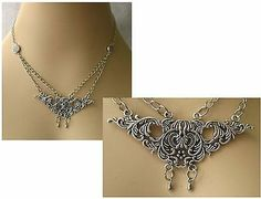 Celtic Necklace Silver Knot Pendant Jewelry Handmade Fashion Women Chain NEW Celtic Designs, Celtic Knot, Cgi, New Fashion, Fashion Accessories, Handmade Jewelry, Jewelry Necklaces, Pendant Necklace, Silver