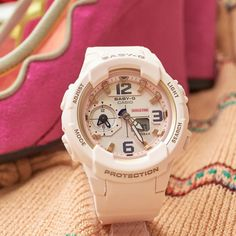 Baby-G BGA-230SC-4B — is perfect on Bohemian style for this season's trend