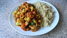 Dr Greger Daily Dozen Recipes: Protein Packed Vegan Curry